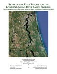 State of the River Report for the Lower St. Johns River Basin, Florida: Water Quality, Fisheries, Aquatic Life, and Contaminants 2013