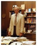 President Carpenter In His Office