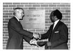 Library Dedication, August 15, 1981