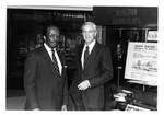 Presidents Thomas Carpenter and Andrew Robinson