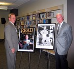 Presidents John Delaney and Thomas Carpenter