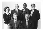 President Herbert and Executive Staff