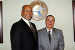 President Herbert and Dr. J. Brooks Brown