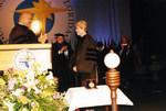 Inauguration of Anne Hopkins