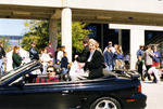 President Hopkins, 1999 Homecoming Parade