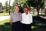 President Hopkins and Professor Shapiro