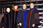 Presidents Anne Hopkins, Thomas Carpenter, John Delaney, Adam Herbert