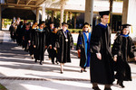 Faculty, Inaugural Procession